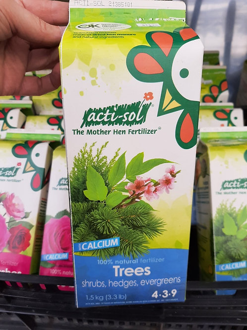Acti-Sol - Fertilizer for Trees