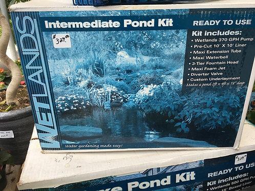 Intermediate Pond Kit