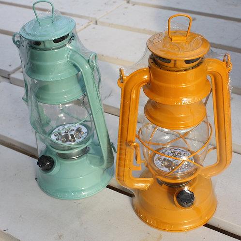 Battery-powered lantern