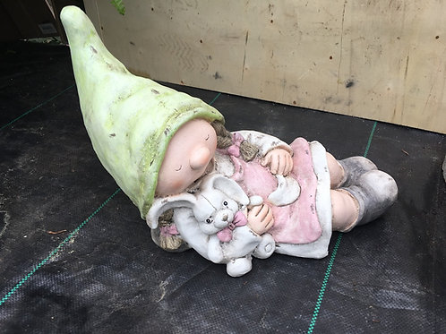 Sleeping Garden Gnome