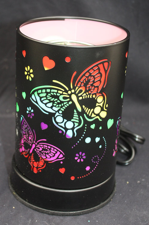 Touch Sensor Lamp - Rainbow Butterfly