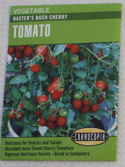 Cornucopia Tomato Seeds