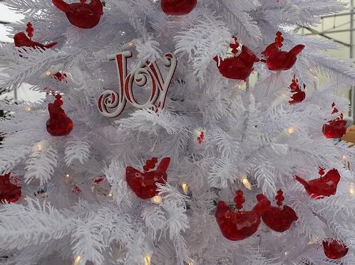 Gifting Tree Cardinal ornament