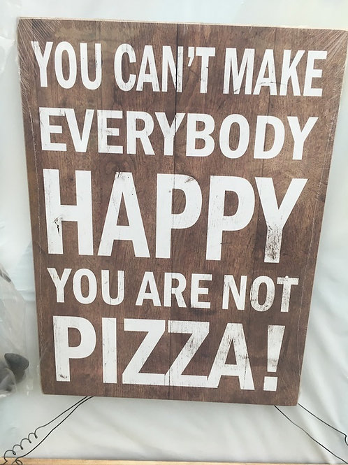 Sign - Can't Make Everybody Happy