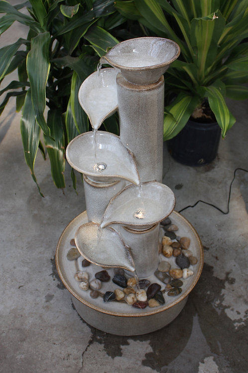 Cascading Pitchers Water Fountain