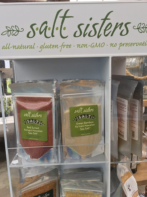 s.a.l.t. sisters Seasonings and Blends