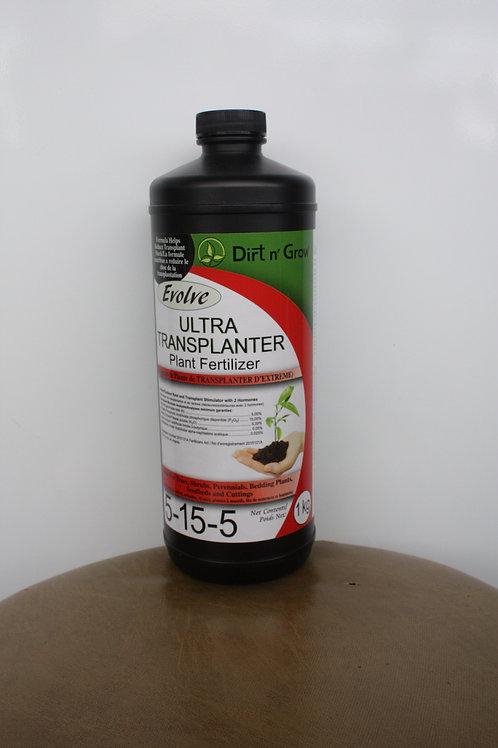 EVOLVE Ultra Transplanter 5-15-5 plant fertilizer