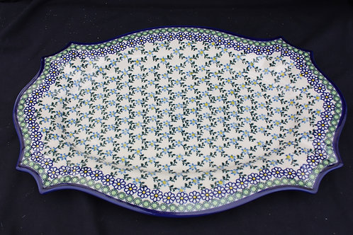 Polish Pottery - Cezar Platter
