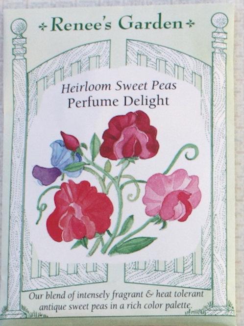 Renee's Garden Sweet Peas - Heirloom Perfume Delight