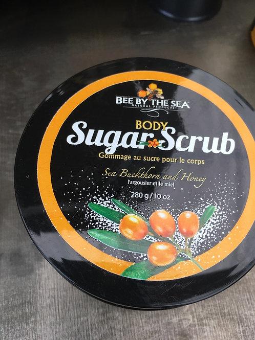 Bee By The Sea Body Sugar Scrub
