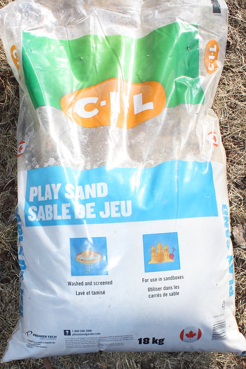 C-I-L Play Sand
