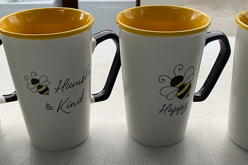 'Your New Favourite Mug' - Bee-themed
