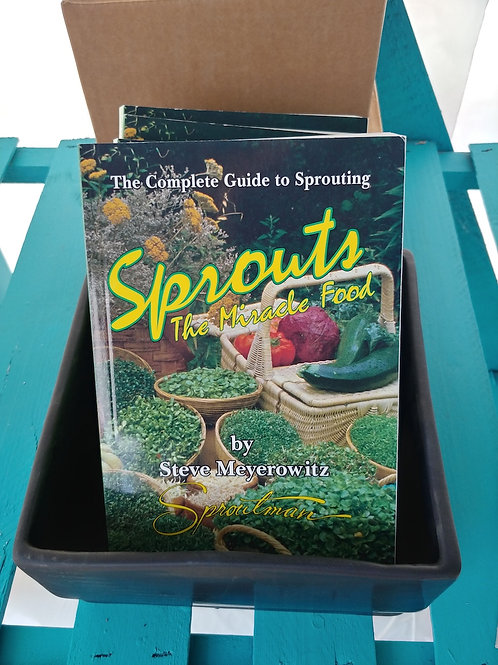 The Complete Guide to Sprouting