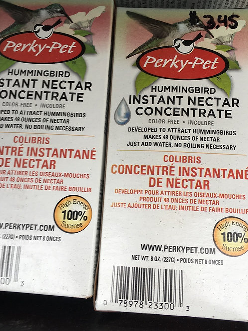 Instant Nectar Concentrate