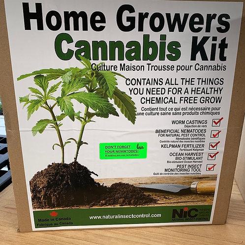 Home Growers Cannabis Kit