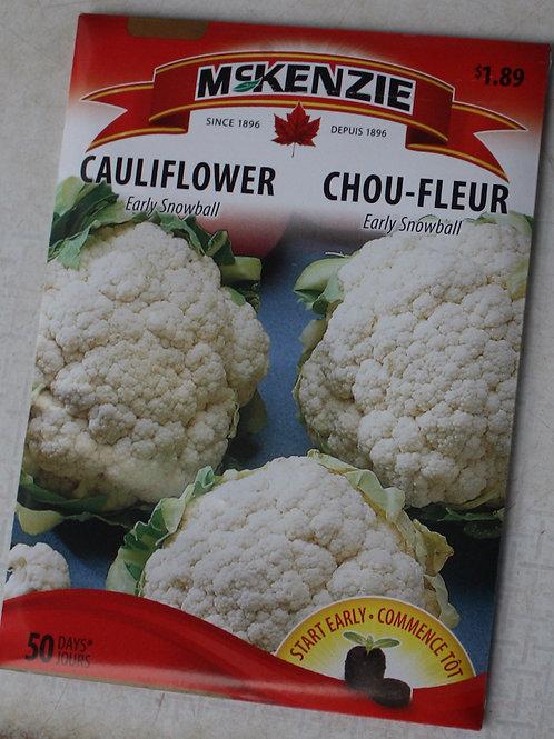 McKenzie Cauliflower Seeds