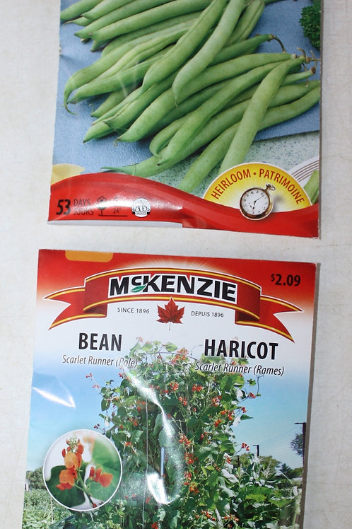 McKenzie Assorted Bean Seeds