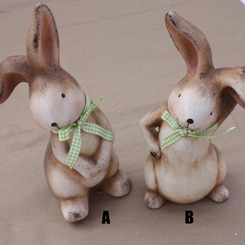 Brown Bunnies - Ceramic
