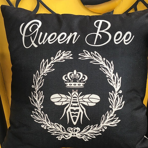 Bee-themed Pillows