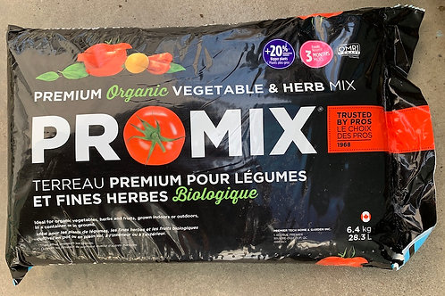 ProMix Organic Vegetable & Herb Mix