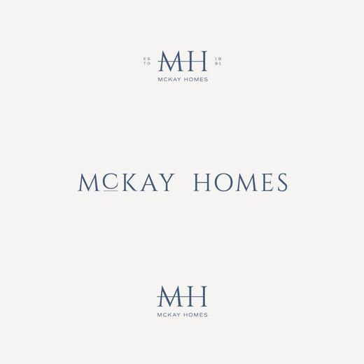 2-EV-McKay Homes homebuilder branding design