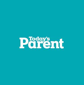 Today's Parent Freelance/Intern Designer. Magazine graphic design.