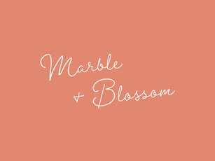 Marble + Blossom
