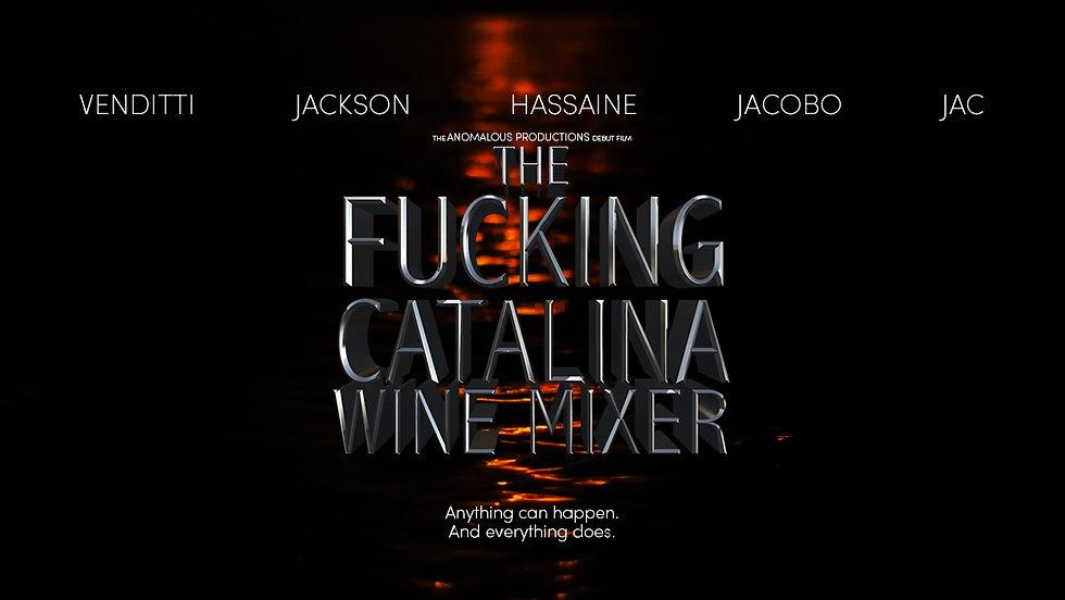 The Fucking Catalina Wine Mixer website