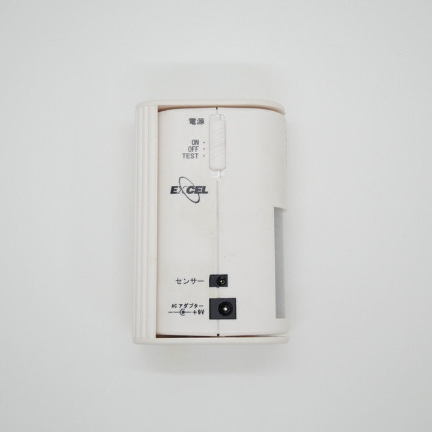Various detection sensors can be connected