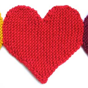 Knitting Hearts