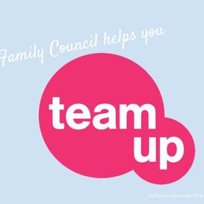 Family Council Agenda 4.24.16