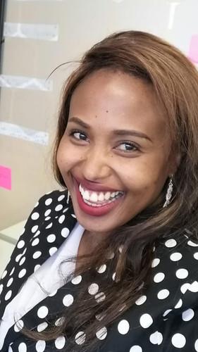 Kea Menyatsoe - Principal, Reporting and Visualisations
