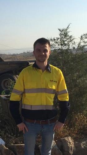 Jonny Witter - Consultant, Mine Operations Improvement