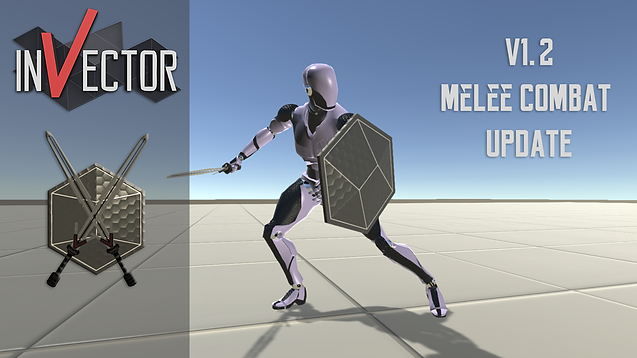 3rd Person v1 2 Update! - Melee Combat Preview