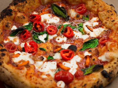 One of the Best Pizza Restaurants in DC: Frankly...Pizza!