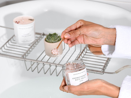 Practice Self-Care with Natural Products by Nourish & Refine