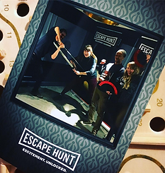Hashtag Printer Escape Hunt