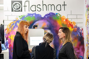 Flashmat Photo Booth Graffiti Special Effects