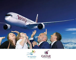 Flashmat Green Screen Photo Booth Qatar Airlines