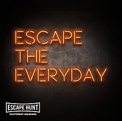 Escape the everyday