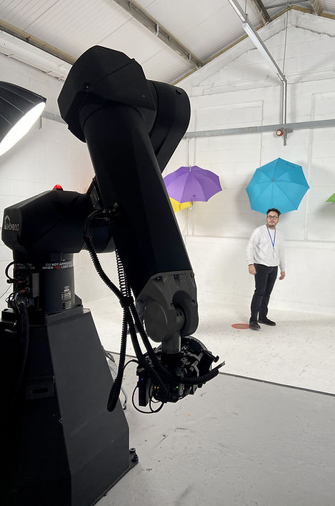 Flashmat Robot Camera RoboCam Photo Booth