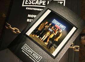 Flashmat Escape Hunt Hashtag Printer