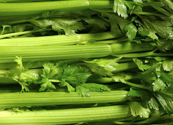 Green Celery (bunch of 5 stalks)