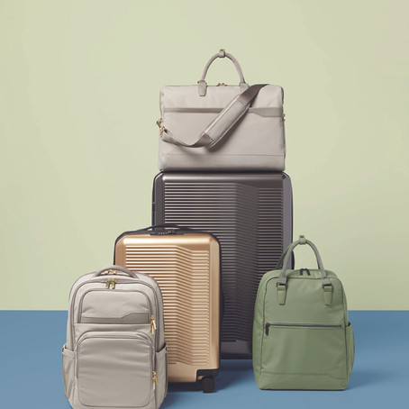 Target Launches Sleek New Premium Luggage Brand