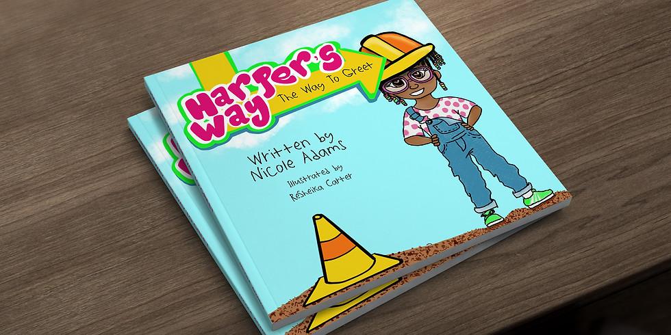 Harper's Way Book Launch