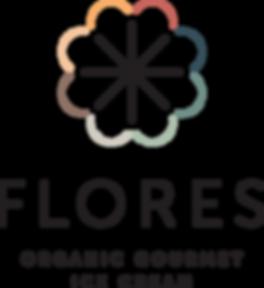 Flores, organic, ice cream, helados, gourmet