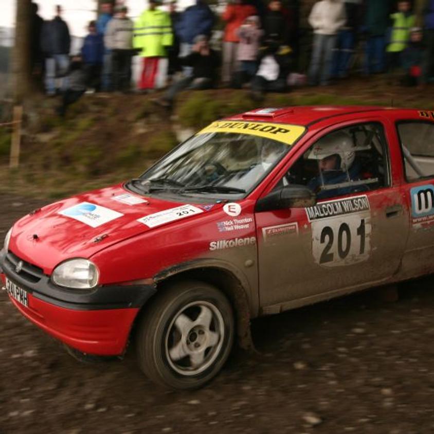 Malcolm Wilson Rally - Marshalling