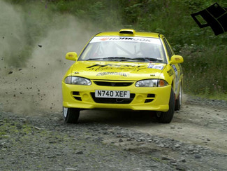 Grizedale Stages Marshalling