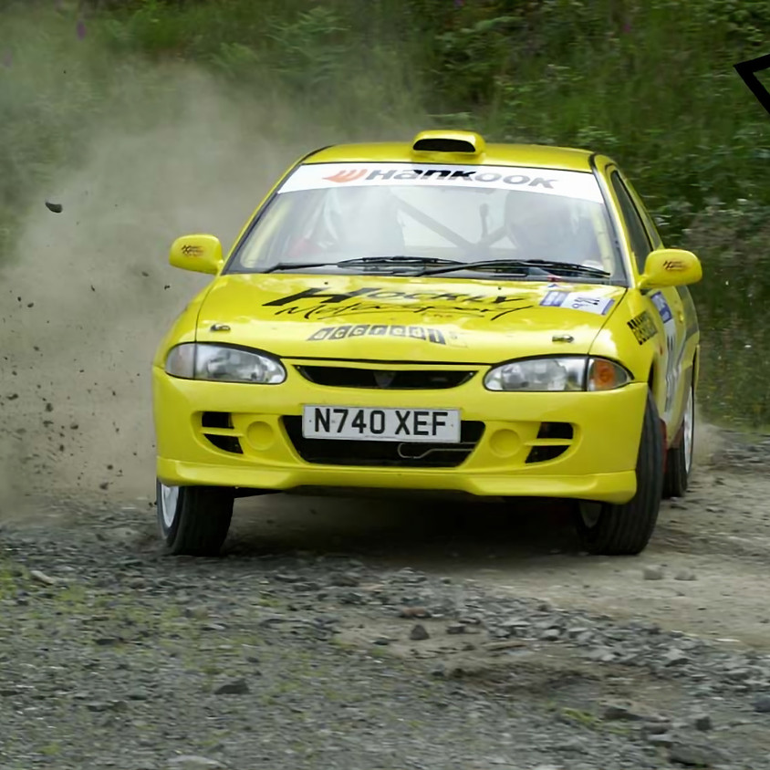 Grizedale Stages - Marshalling