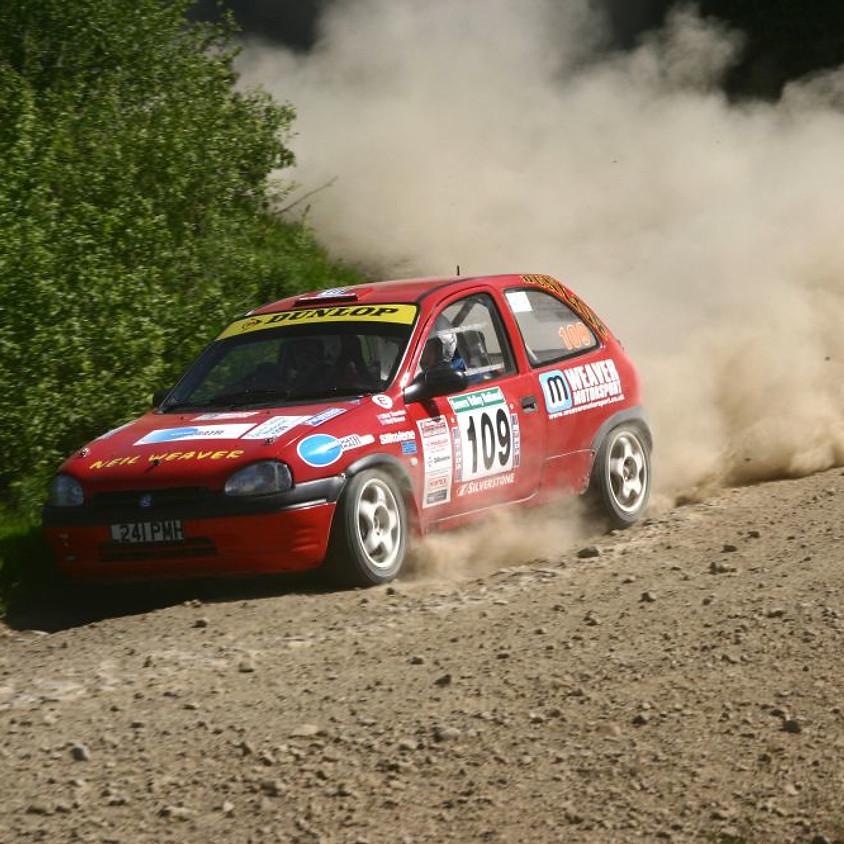 Cambrian Rally - Marshalling